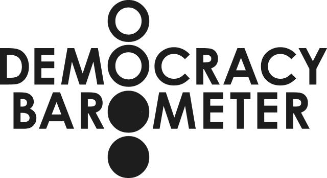 logo democracy barometer